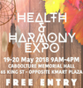 Health & Harmony Expo Caboolture May